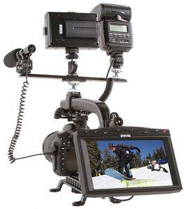 HDMI7 Portable On-Camera Field Monitor Marshall Monitors for Rent in California