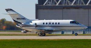 New York City Charter Flights Hawker 700 in New York
