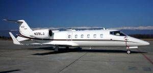 Atlanta Lear Jet Private Charter Flight in Georgia