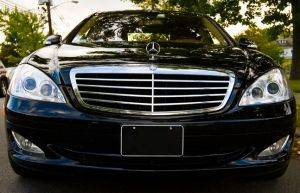 Exotic Car Rental Washington DC - Mercedes-Benz S550 For Rent - Luxury Automobile Rentals