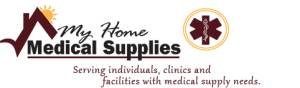 My Home Medical Supplies Logo