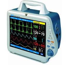 Large Portable Patient Monitor