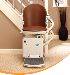Curved Lift Chair Minivator 2000