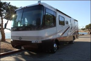 Where To Rent A Monaco RV In San Diego