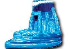 Image of Monster Wave Slide Inflatable
