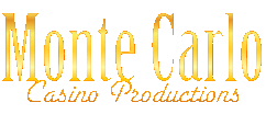 Logo For Monte Carlo Casino Productions