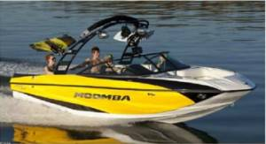 Mojo Wakeboarding Boat For Rent