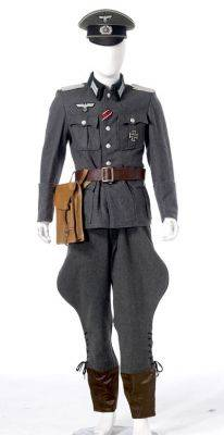 San Francisco German Military Officer Costume Rentals in California