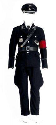Pennsylvania German Military Officer Costume Rentals