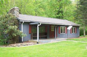 Oakwood Cabin Blue Ridge Mountain Cabin Rental