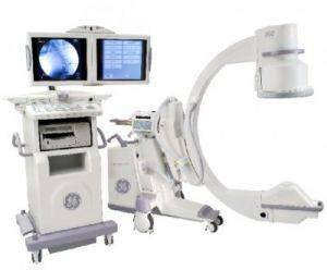 C Arm GE OEC 9900 C Arm Patient Imaging Devices