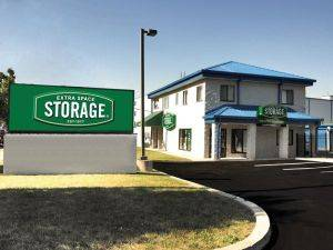 Extra Space Storage Facility on 7 Arden Ave