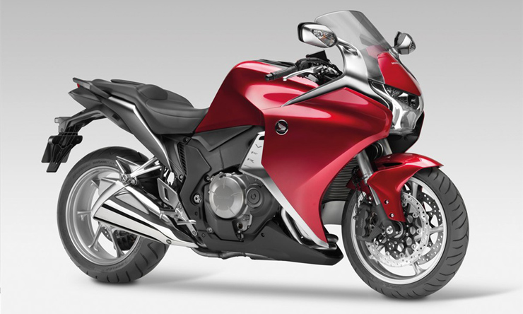 Get The Honda VFR 1200 F Rental In Georgia