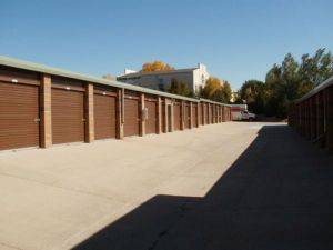 Extra Space Storage 5x10 Outdoor  Storage Units