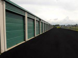 Outdoor 10'x20' Extra Space Storage Units