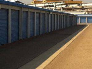 Extra Space Storage 5x10 Outdoor Storage Units For Rent