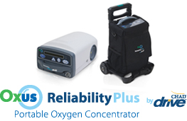 Portable Oxygen Concentrator With 4 Settings