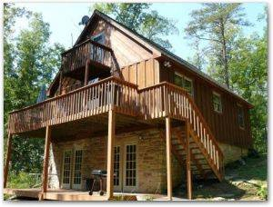 Crows Nest Red River Gorge Vacation Rental Cabin