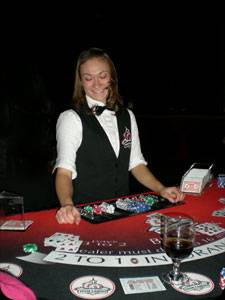 casino equipment for rent oregon