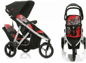 Phil & Ted Vibe Double Buggy With Washable Fabric