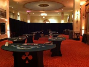 Reserve Casino Equipment For A Party