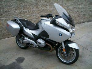 2007 BMW R1200RT rental in Los Angeles, CA