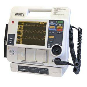Image of Medtronic Physio-Control Lifepak 12 Defibrillators
