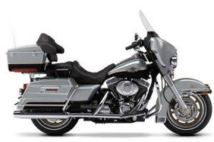 Electra Glide Harley Davidson For Rent