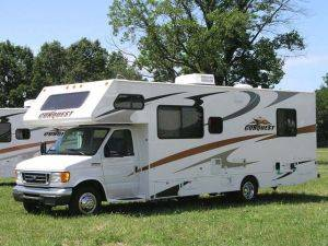 Indiana - Michigan - RV- Motorhome Rentals
