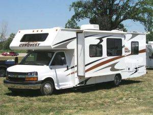 RV Rental - Michigan - Gulf Stream Motorhome For Rent