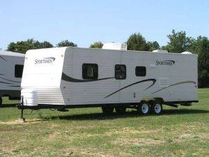 Michigan RV Rentals - Travel Trailer for Rent