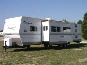 Coachmen Cascade 38' Trailer For Rent - Indiana RV Rentals