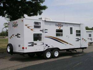 Travel Trailer Rentals - Colomao Michigan