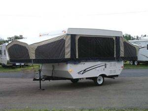 Motorhome Rentals - Michigan - Pop Up Camper For Rent