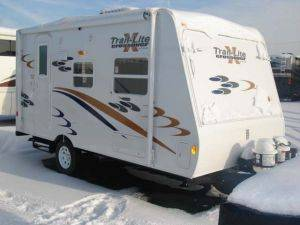 Michigan - Travel Trailer for Rent