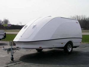 Motorcycle Trailers for Rent - Michigan