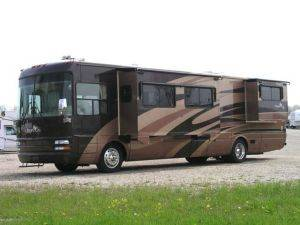 Michigan RV Rentals - National RV Tropi-Cal