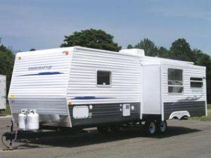 Michigan Travel Trailer for Rent