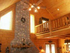 Adventurewood Vacation Rental Cabin - Loft