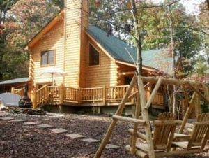 Adventurewood - Brown County Vacation Cabin Rentals in Indiana
