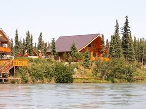 Sterling Alaska Cabins For Rent The Eagle Perch Cabin