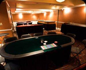 Seattle Casino Fundraisers - Washington Casino Equipment Rentals