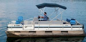 Lake Norfolk Pontoon Boats For Rent