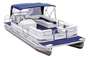 Pontoon Boat Rental in Lake Michigan, Michigan