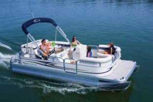 Pontoon Boat Rentals on Lake Michigan, MI