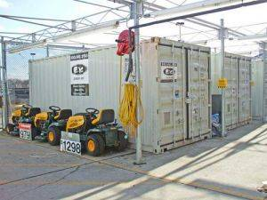 Storage Containers Indianapolis-Conex Boxes For Rent 10ft ...