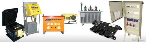 Rent Power Distribution Equipment
