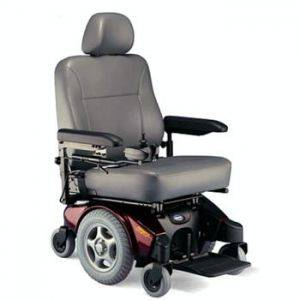 California Powerchair Rental in San Francisco