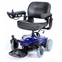 Powerchair With hand Controls