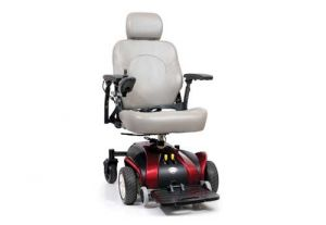 electric wheelchair dumont